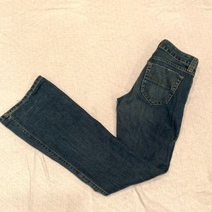 GAP Jeans curvy flare stretch